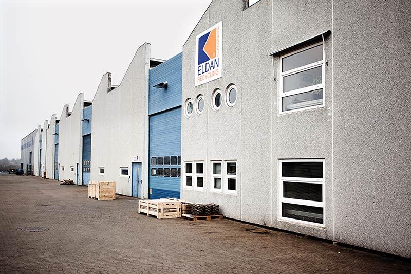 I Eldans produktion i Fåborg fremstilles komponenter til virksomhedens turn-key-anlæg.